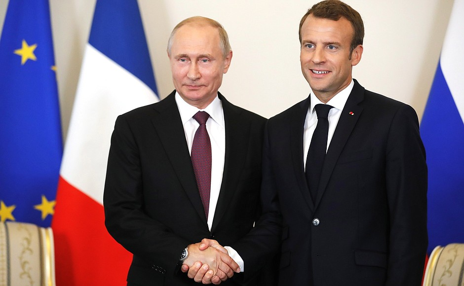 Russian-French talks