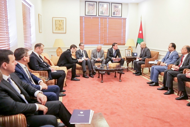 The Minister of Agriculture of the Russian Federation Invites Jordanian Delegation to SPIEF 2020