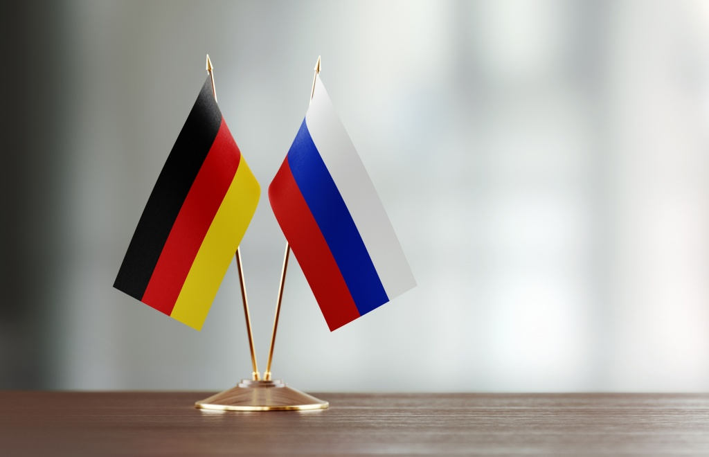 Russia and Germany discuss initiatives to hold joint business events
