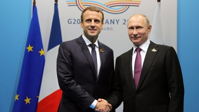 French President Emmanuel Macron to take part in SPIEF 2018