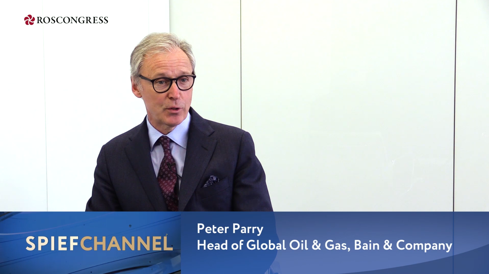 Peter Parry, Head of Global Gas,Bain & Company