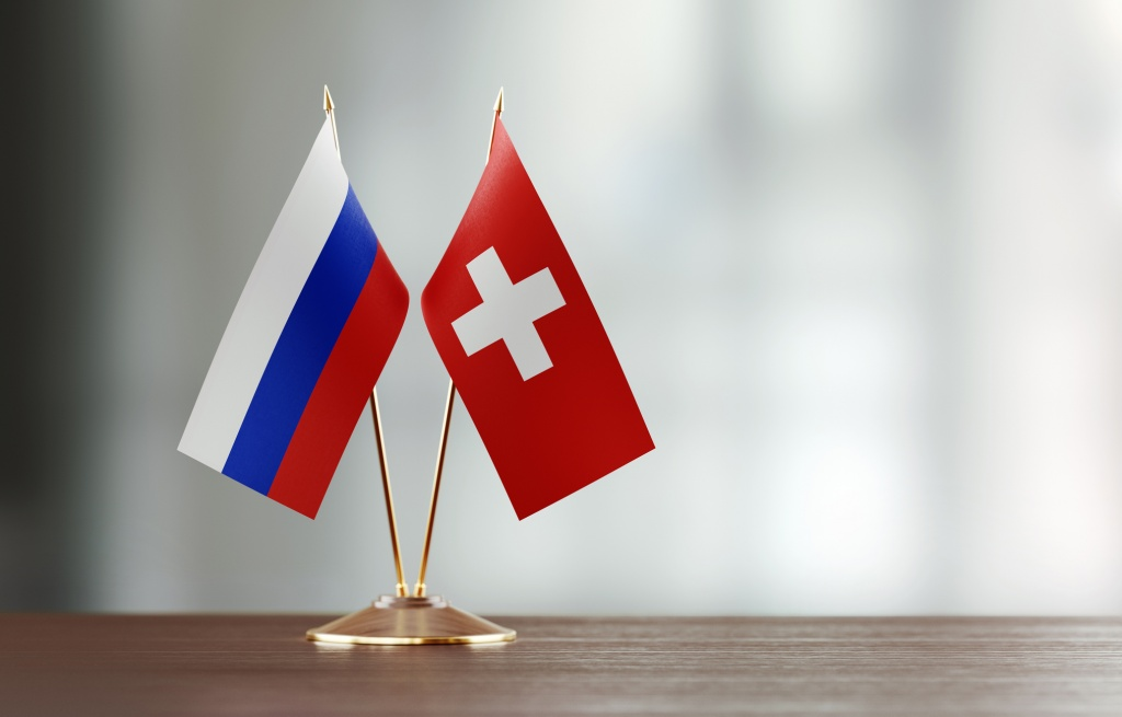 Switzerland Seeking for Increased Co-operation with Russia