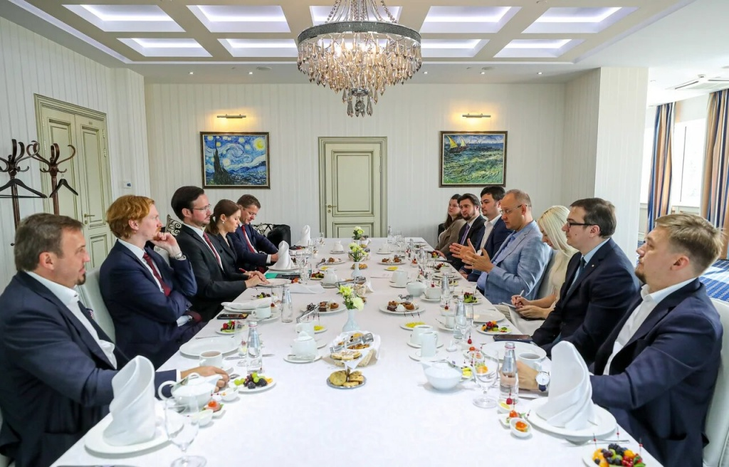 Russia and Germany Developing Relations: from Business Dialogue to Stronger Cultural and Humanitarian Ties