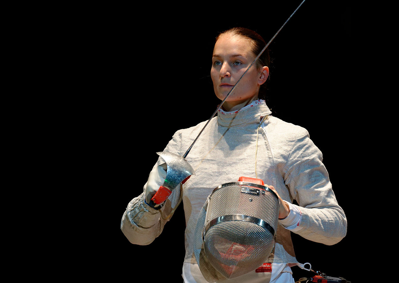 Russian and French female sabre fencers to open the SPIEF 2018 sporting programme