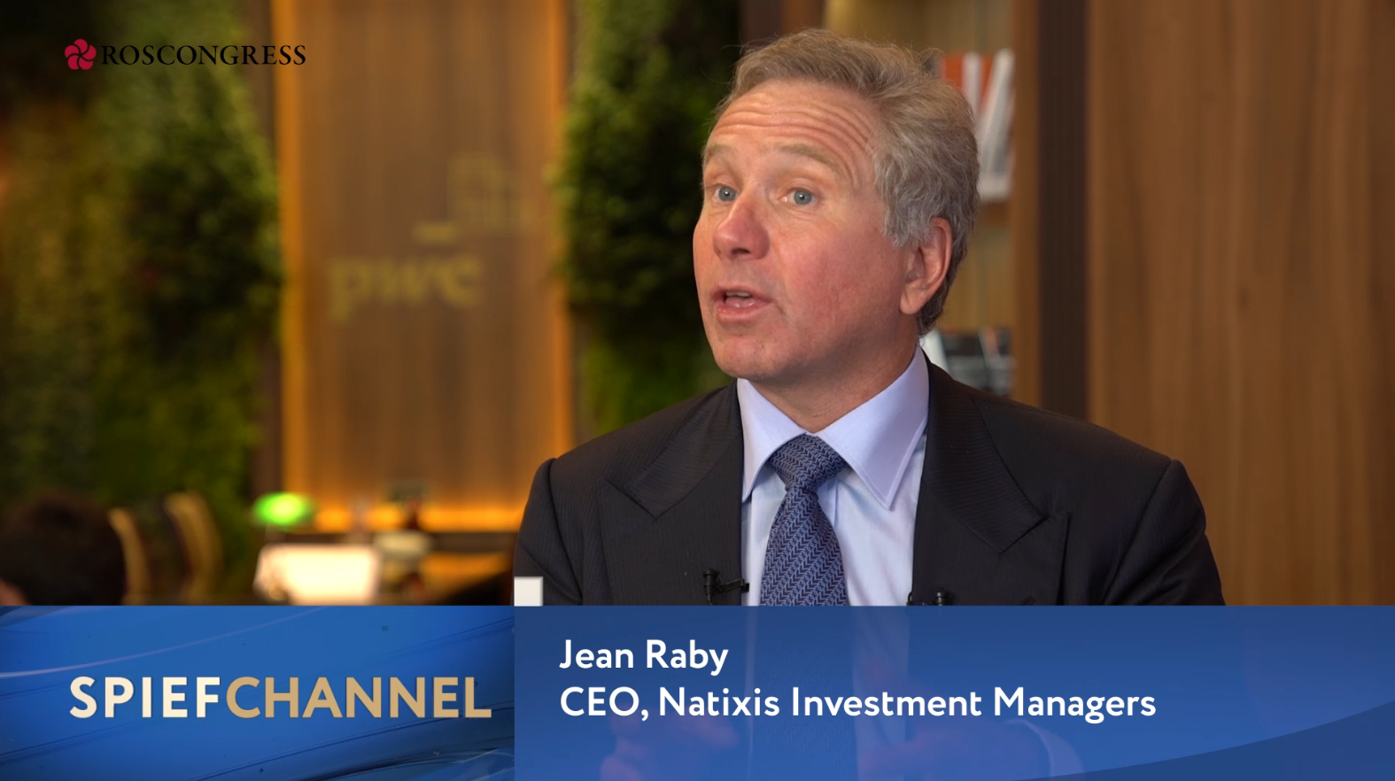 Jean Raby, CEO, Natixis Investment Managers