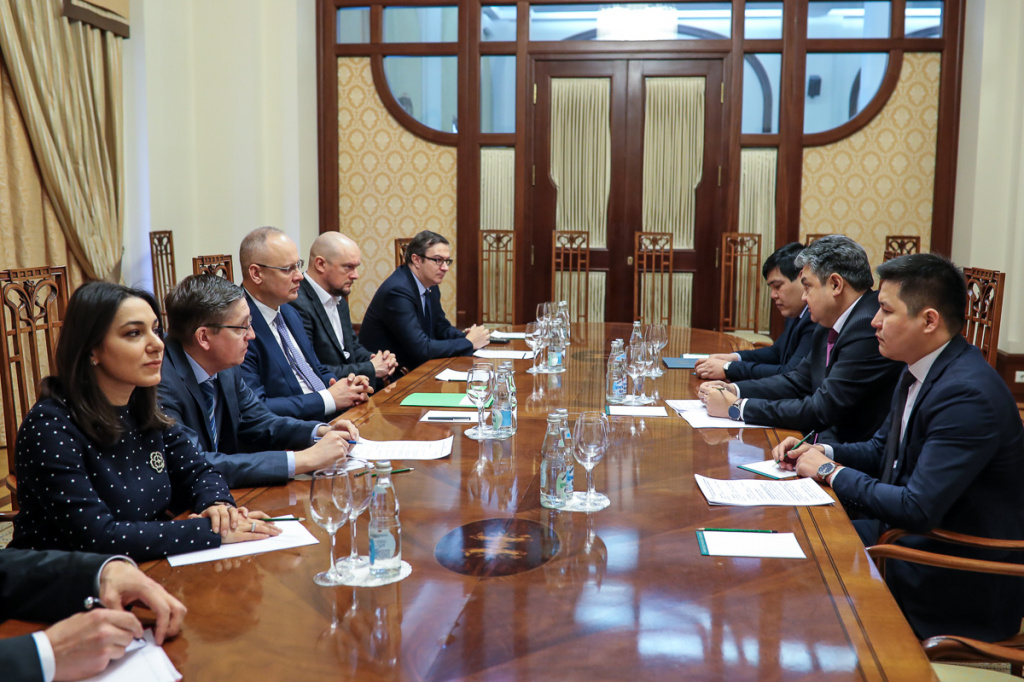 Kazakhstan's participation in Russian business events discussed in Moscow