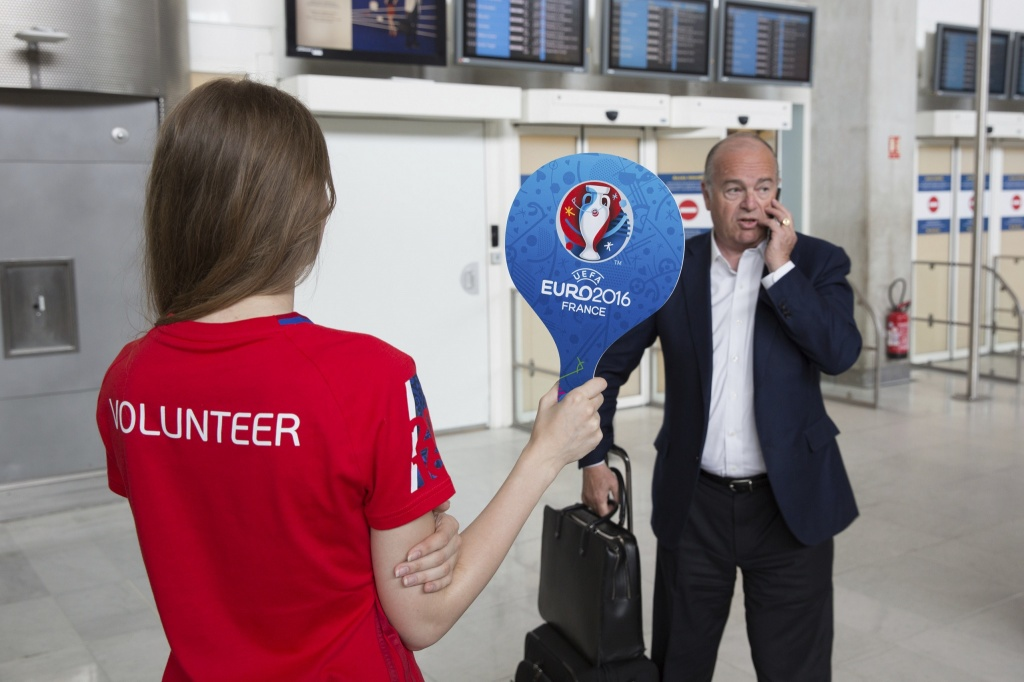 Launch of Euro 2020 Volunteer Programme in St. Petersburg Set for SPIEF