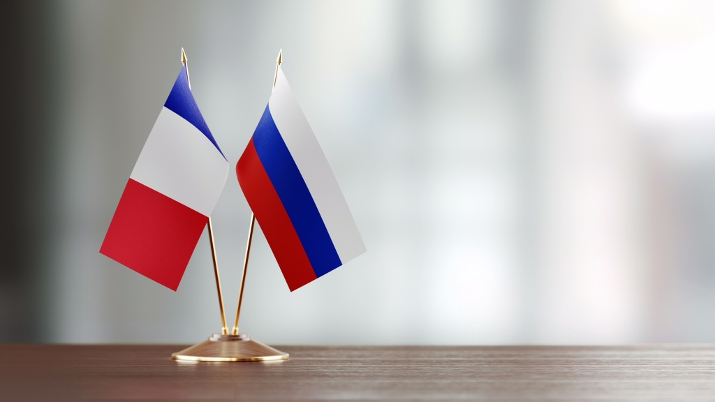 Russia and France to Build Business Bridges at SPIEF 2018
