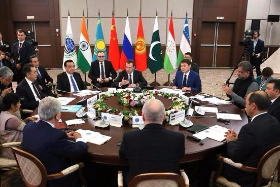 Dmitry Medvedev invites SCO representatives to the Russian Investment Forum in Sochi and SPIEF