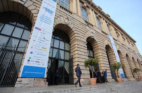 Verona to Host 12th Eurasian Economic Forum on 24–25 October