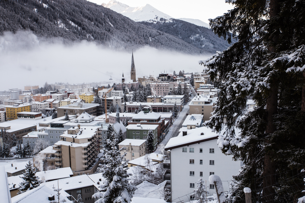 Russia House in Davos Cancelled