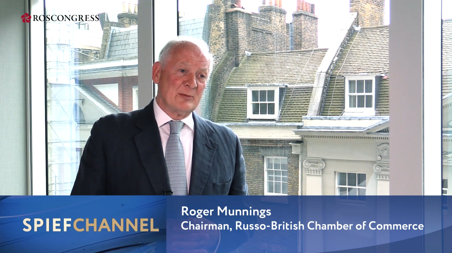 Roger Munnings, Chairman, Russo-British Chamber of Commerce