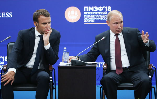 Russia–France