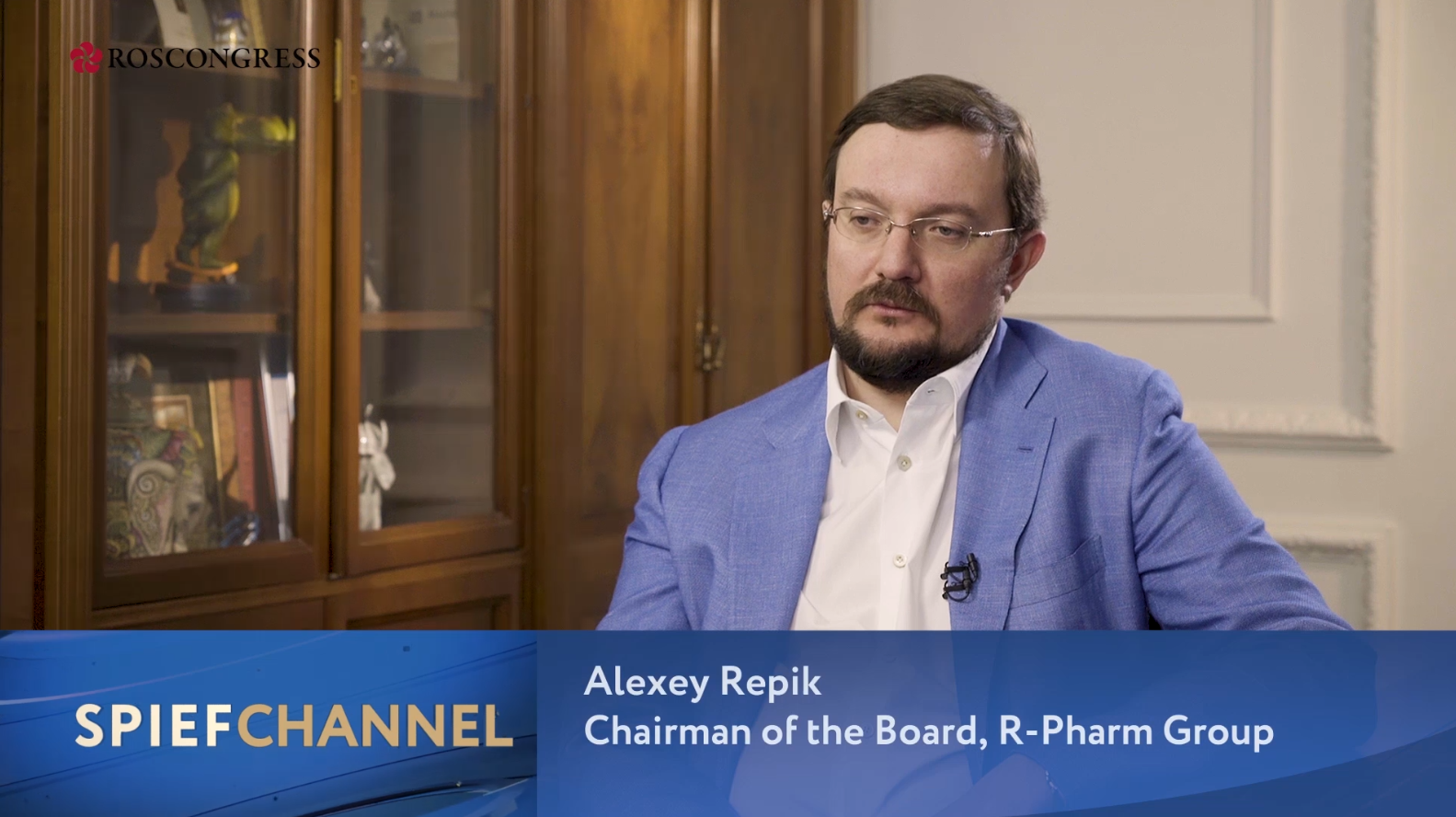 Alexey Repik, Chairman of the Board R-Pharm Group