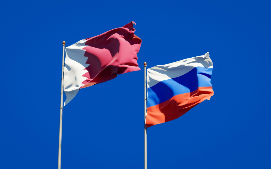 Strengthening economic and political ties between Russia and Qatar discussed in Moscow