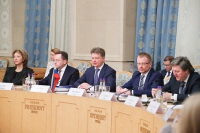 Intergovernmental Russian-Danish Economic Cooperation Council holds 11th session