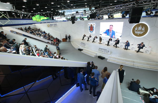 SPIEF 2019 Start Day Summary