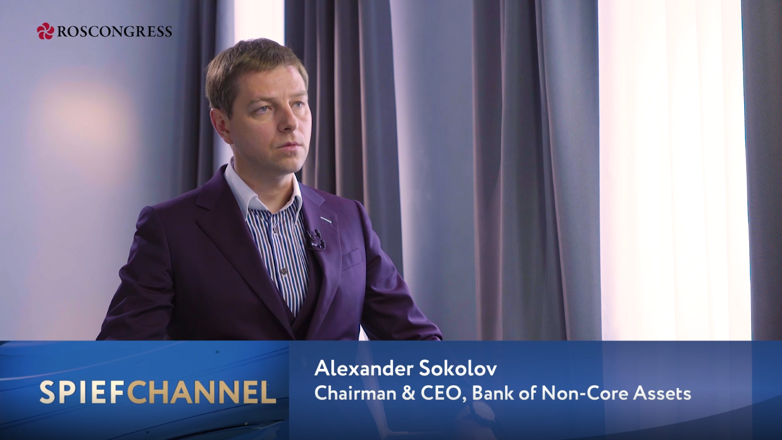 Alexander Sokolov, Bank of Non-Core Assets