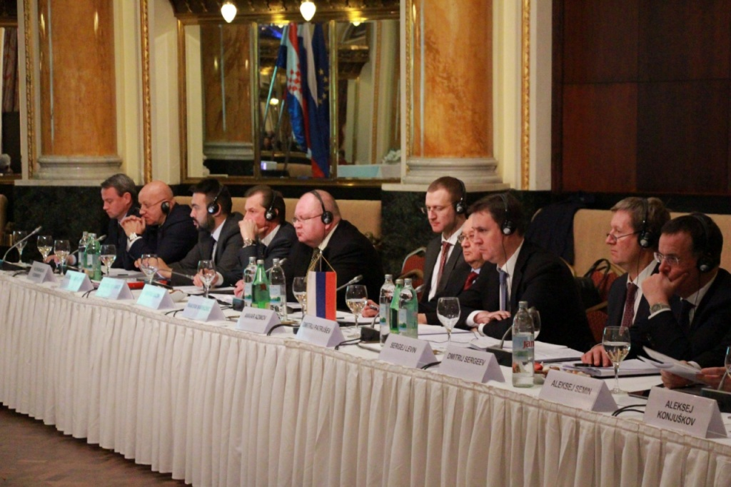 Minister of Agriculture of the Russian Federation Invited Croatian Colleagues to SPIEF