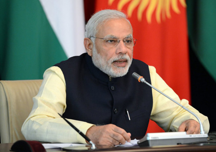 Indian Prime Minister Narendra Modi to attend SPIEF 2017