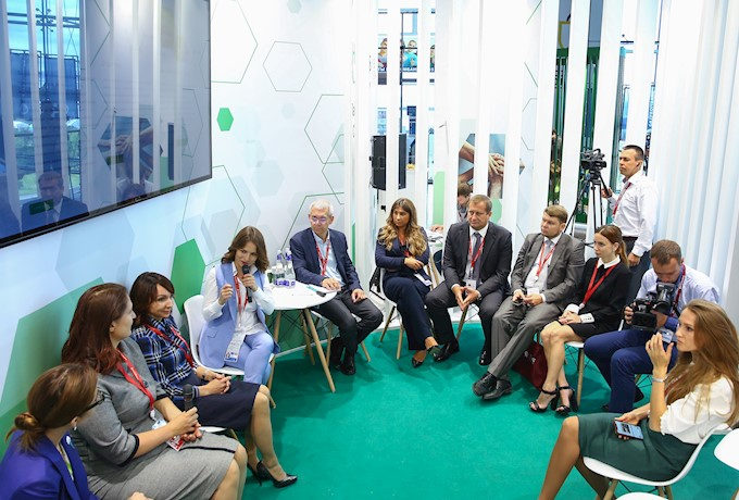 Roscongress Foundation to open Building Trust space at SPIEF 2019
