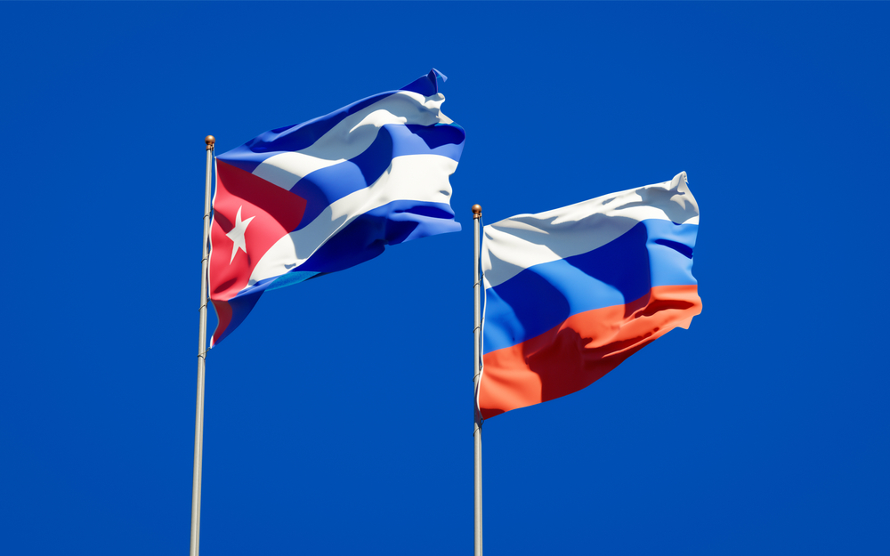 Cuba highly praised Russian contribution to the fight against the coronavirus