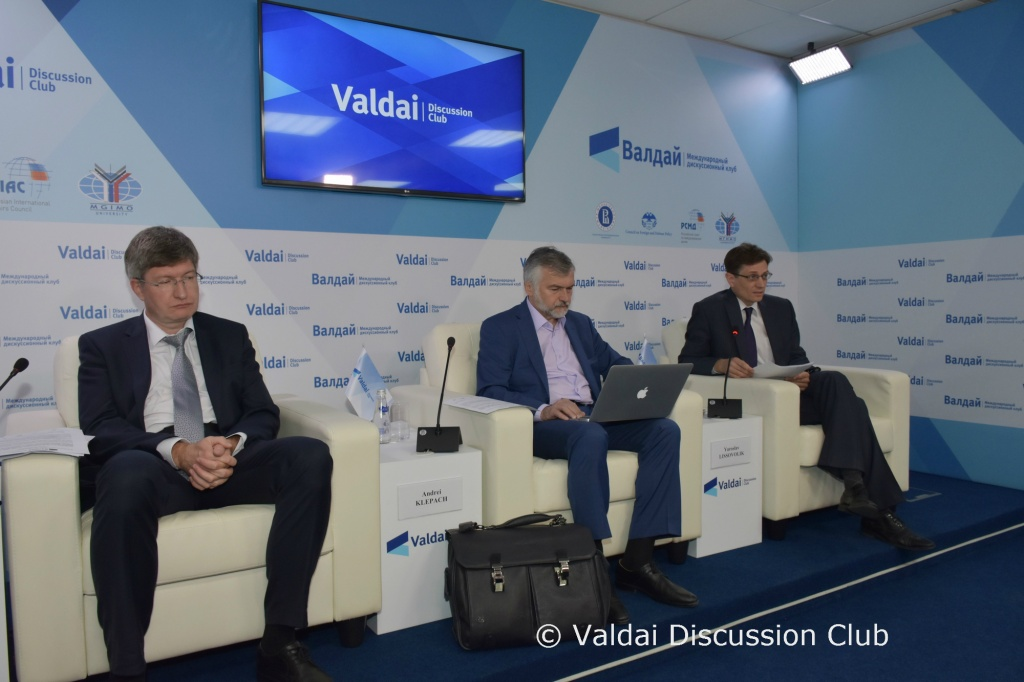 Valdai Club holds seminar on the results of the plenary session of the 2019 St. Petersburg Economic Forum