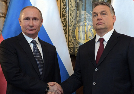 Russia, Hungary to expand energy cooperation