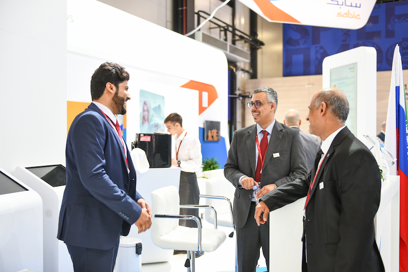 Major Saudi Companies Become General Partners of SPIEF