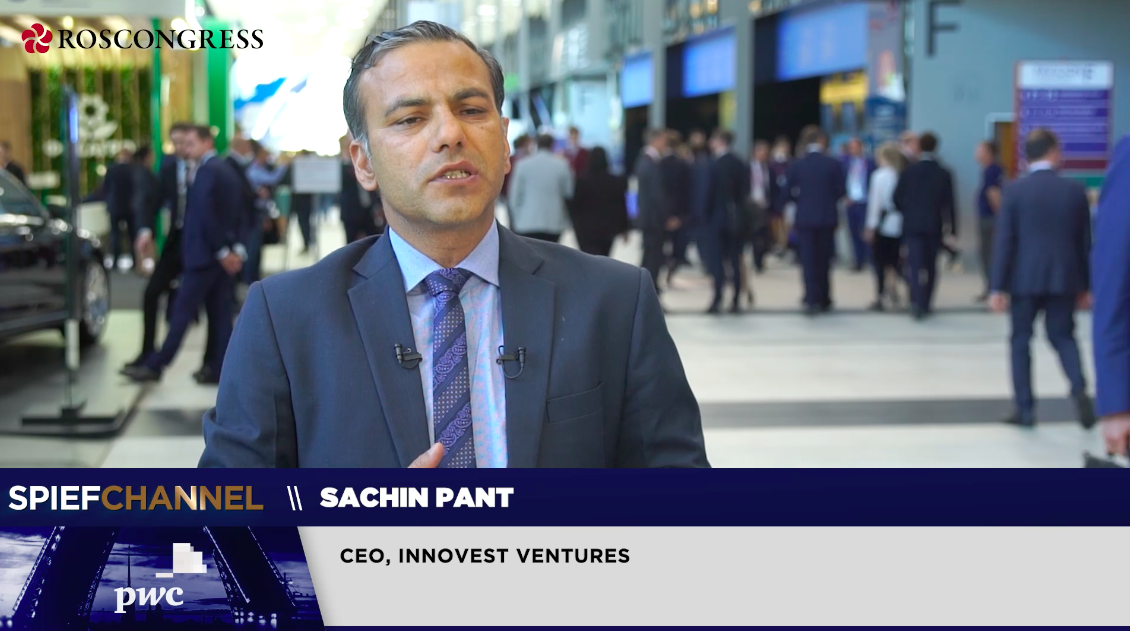 Sachin Pant, CEO, Innovest Advisory Services