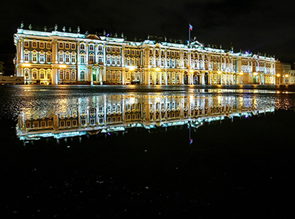 ABOUT ST  PETERSBURG - St  Petersburg Through The Ages